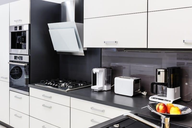 hi tech kitchen