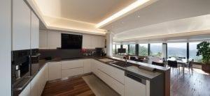 stunning kitchen renovations brisbane