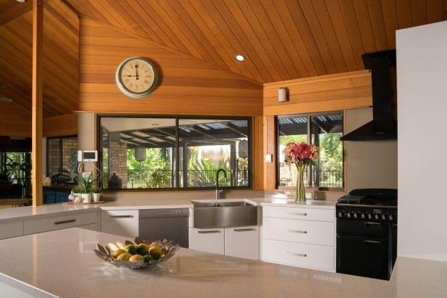 Kitchen Renovation at Samford Valley