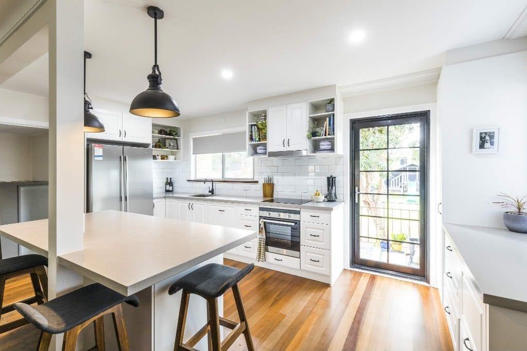 Kitchen Renovation at Margate