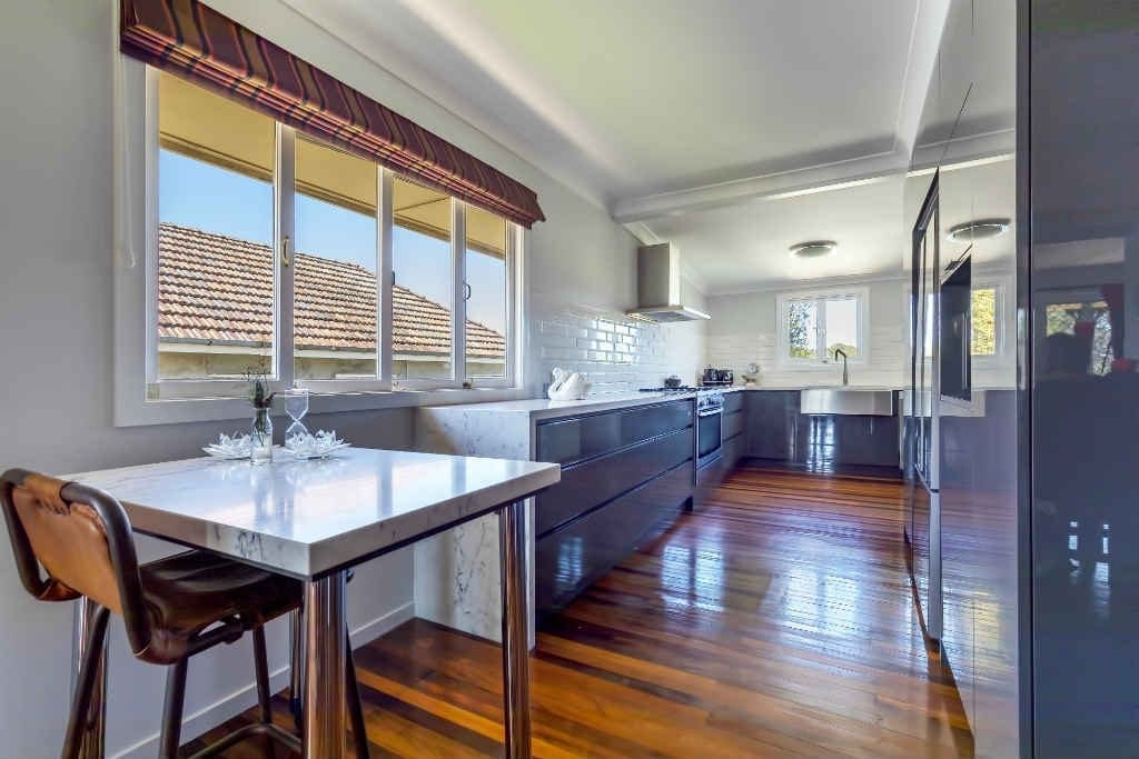 Kitchen Renovation at Shorncliffe