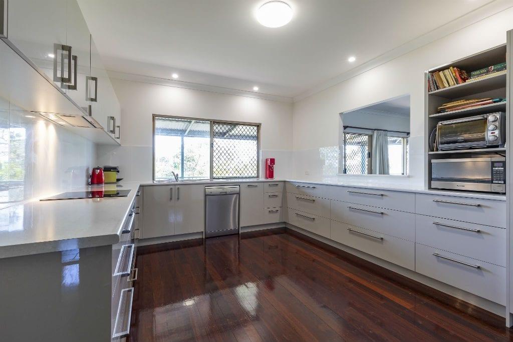 Kitchen Renovation at Ferny Hills