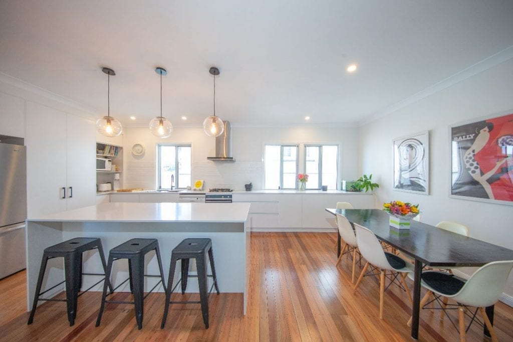 Kitchen Renovation at Wooloowin